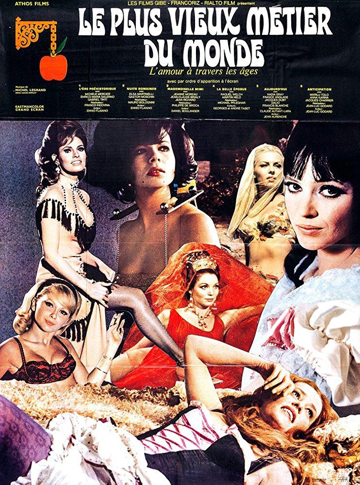 poster Le Plus vieux metier du monde (1967)