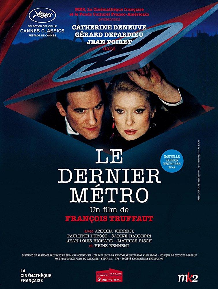 poster Le dernier metro - The Last Metro (1980)
