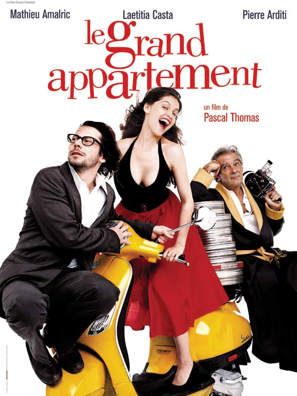 poster Le grand appartement (2006)