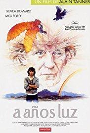 poster Les annees lumiere (1981)