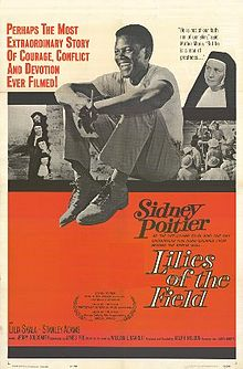 poster Lilies of The Field (1963)