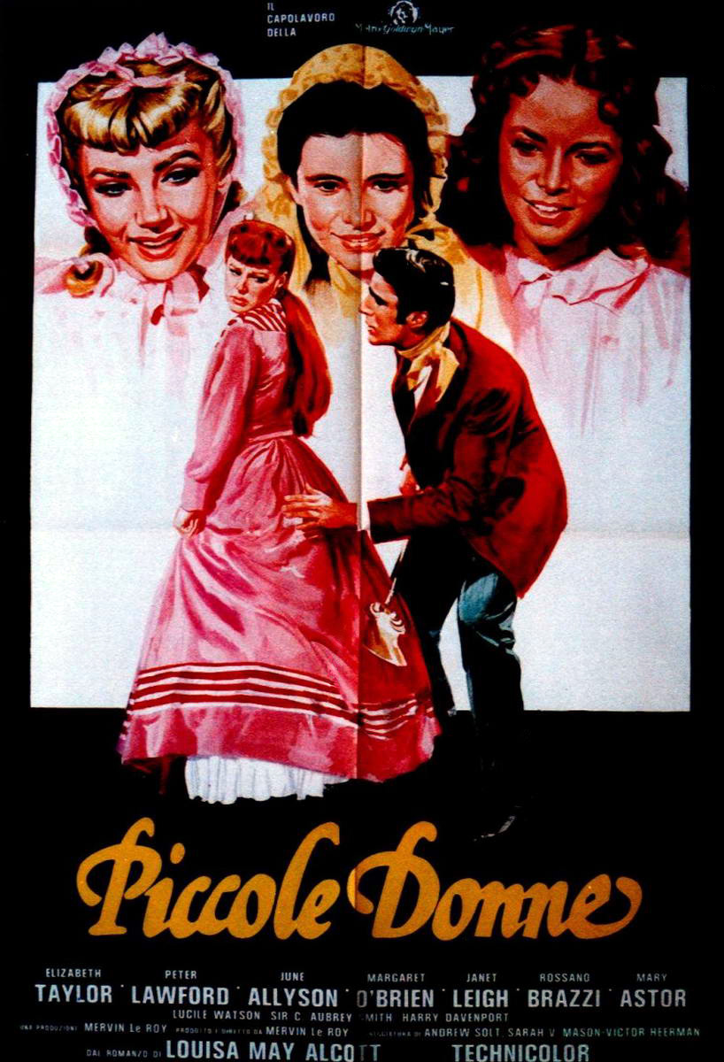 poster Little Women (1949)