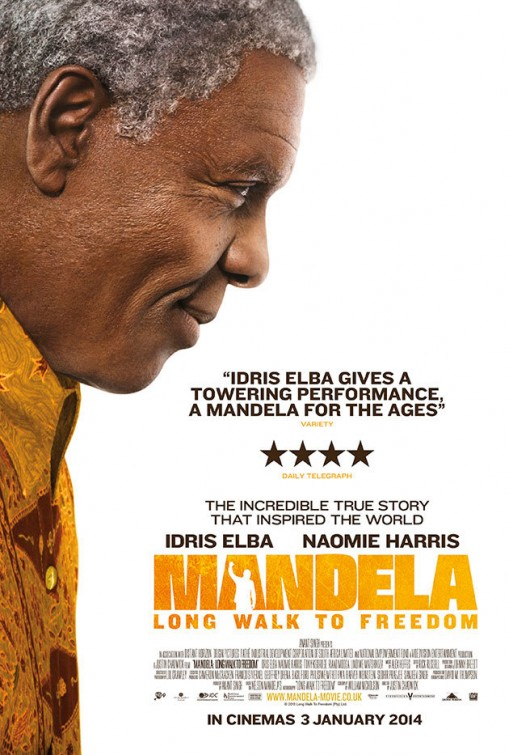poster Mandela Long Walk to Freedom (2013)
