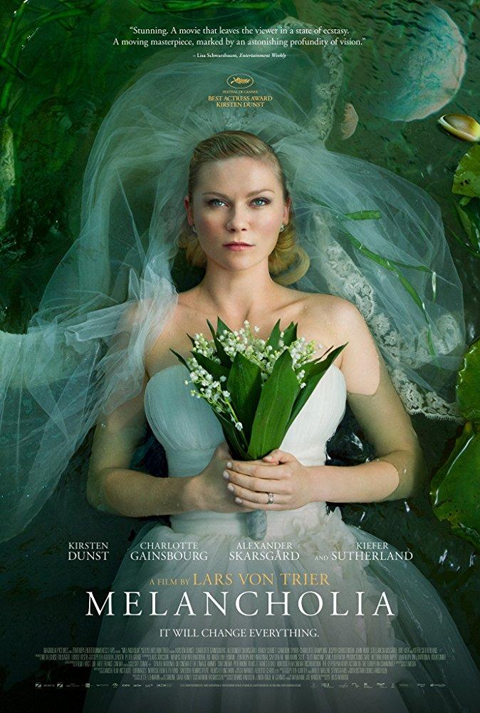 poster Melancholia (2011)