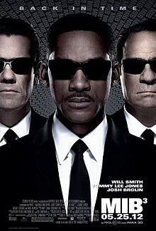 poster Men In Black 3 (2012)