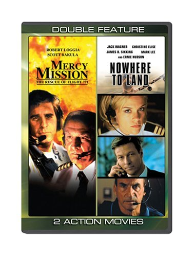 poster Mercy Mission The Rescue of Flight 771 (1993)