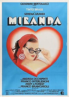 poster Miranda aka The Mistress of the Inn (1985)