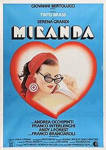 poster Miranda aka The Mistress of the Inn (1985)