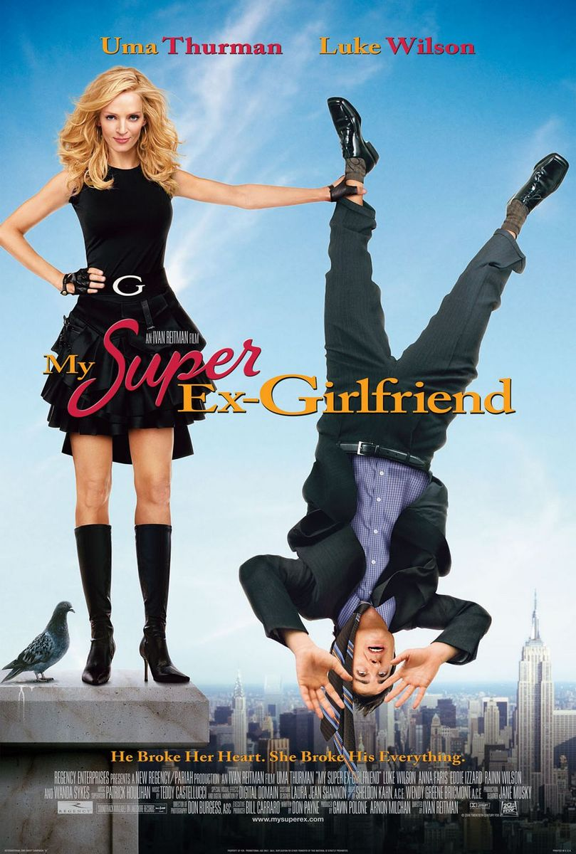 poster My Super Ex-Girlfriend (2006)