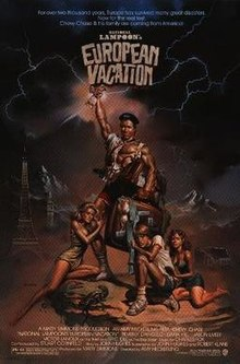 poster National Lampoon's European Vacation (1985)