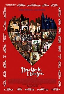 poster New York, I Love You (2008)