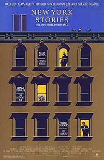 poster New York Stories (1989)