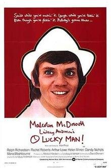 poster O Lucky Man! (1973)