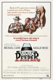 poster Peeper (1975)