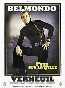 poster Peur sur la ville (1975)