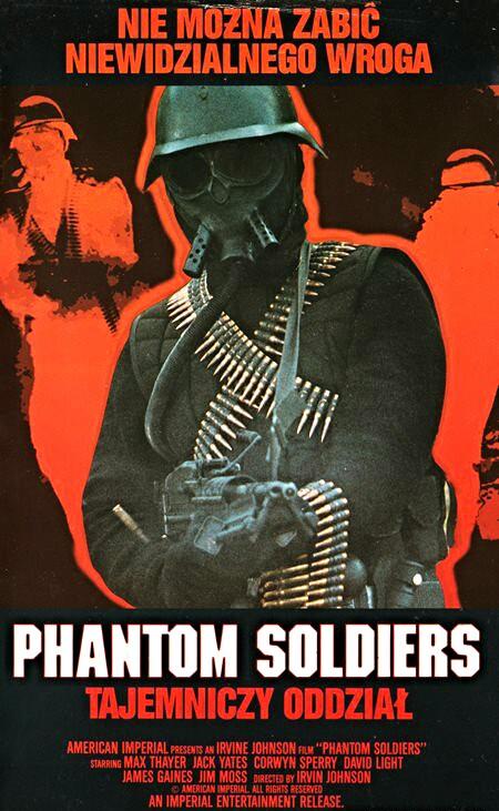 poster Phantom Soldiers aka Commando Phantom (1989)