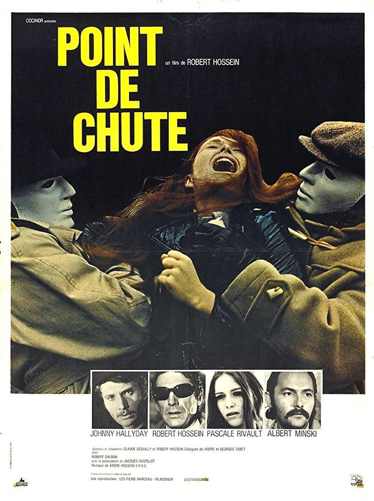 poster Point de chute (1970)