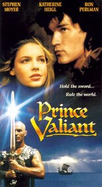 poster Prince Valiant (1997)