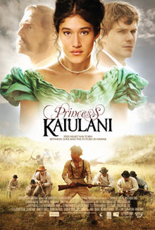 poster Princess Kaiulani - Barbarian Princess (2009)