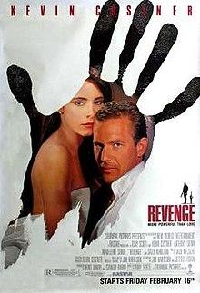 poster Revenge (1990)