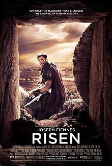poster Risen (2016)