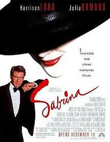 poster Sabrina (1995)