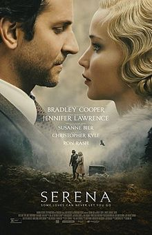 poster Serena (2014)