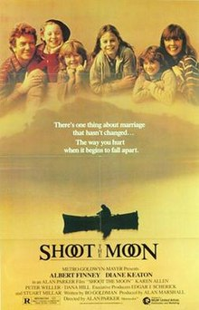 poster Shoot the Moon (1982)