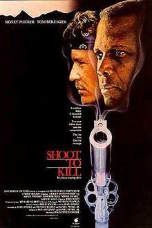 poster Shoot to Kill (1988)