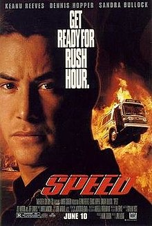 poster Speed (1994)