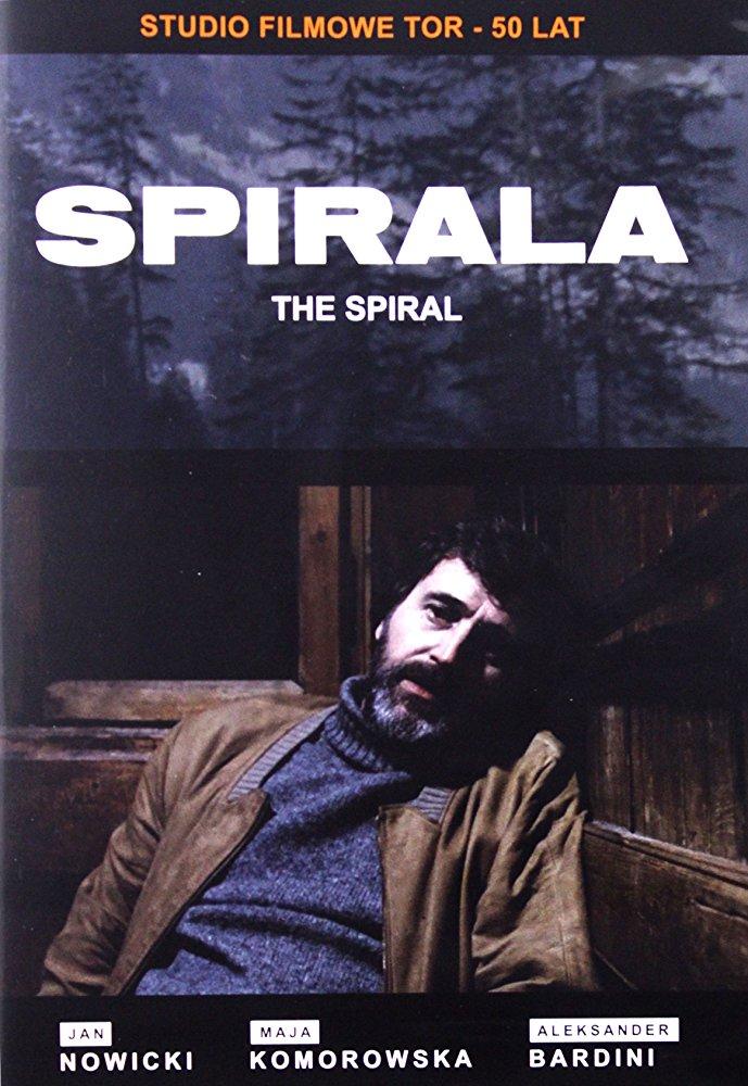 poster Spirala (1978)