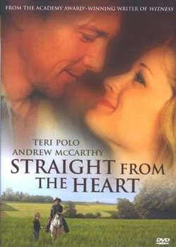 poster Straight from the Heart (2003)