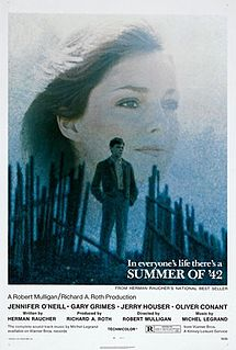 poster Summer of 42 (1971)