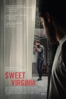 poster Sweet Virginia (2017)