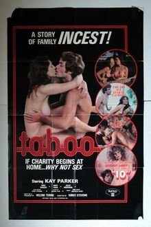 poster Taboo (1980)