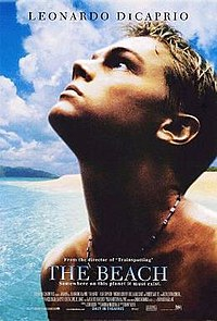 poster The Beach (2000)