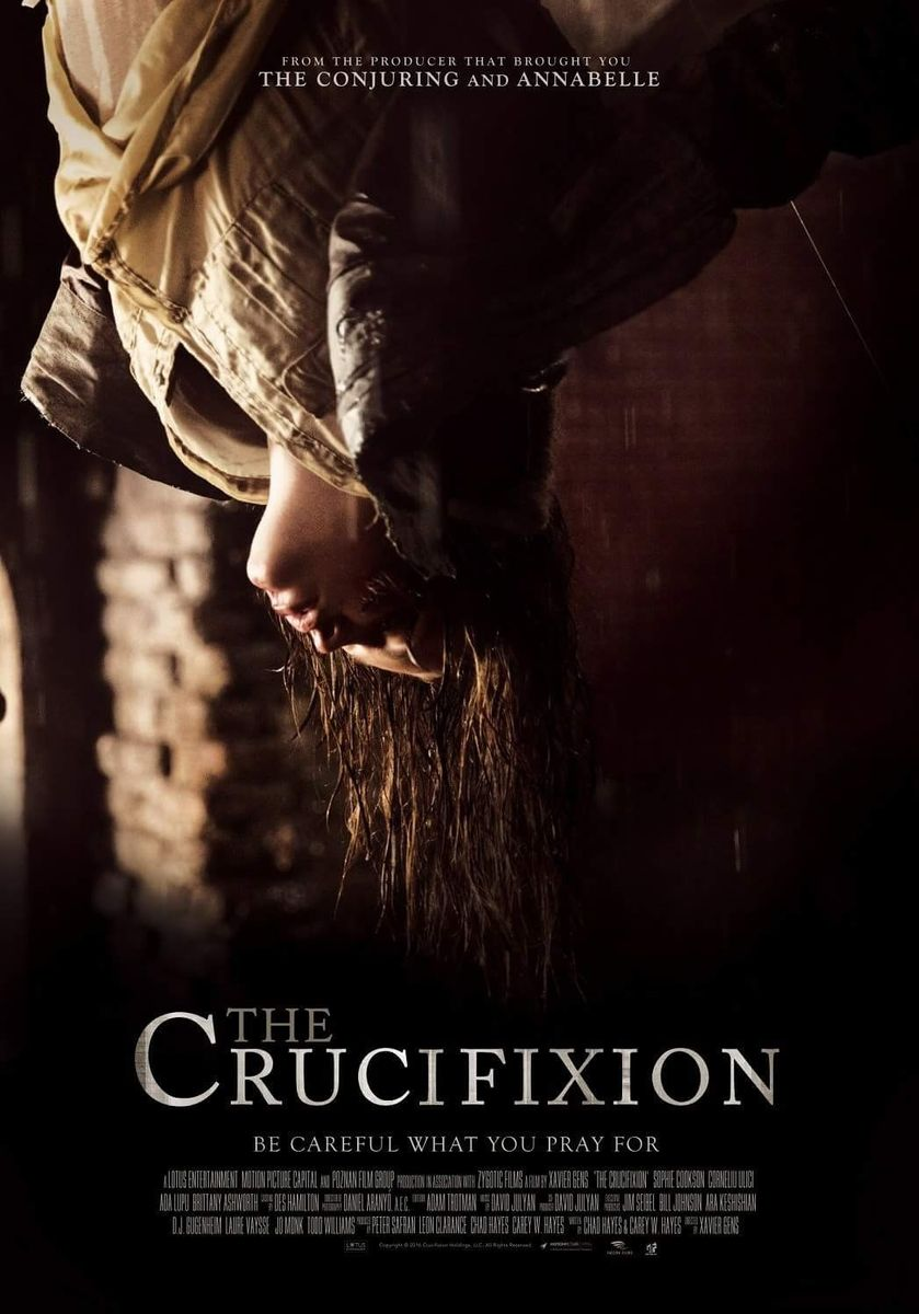 poster The Crucifixion (2017)