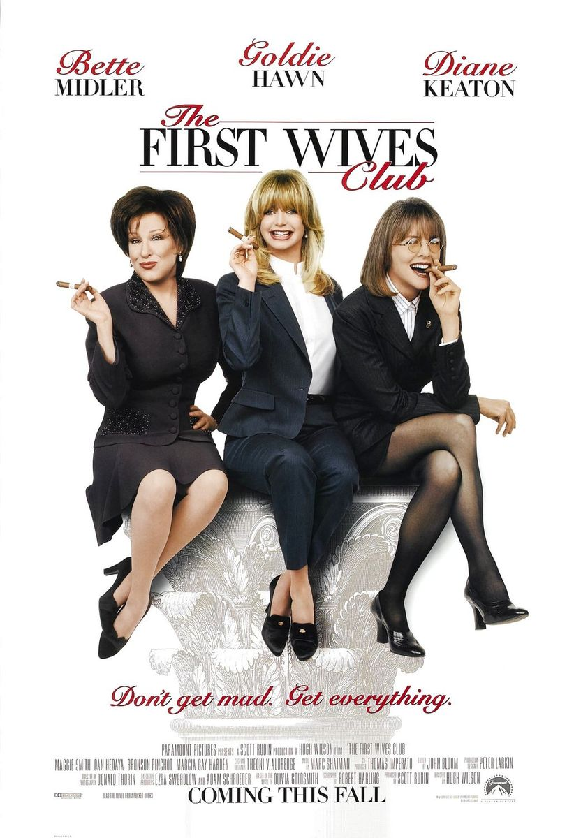 poster The First Wives Club (1996)