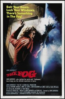 poster The Fog aka John Carpenter's The Fog (1980)