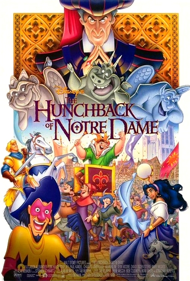 poster The Hunchback of Notre Dame (1996)