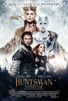 poster The Huntsman Winter's War (2016)
