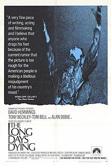 poster The Long Day's Dying (1968)