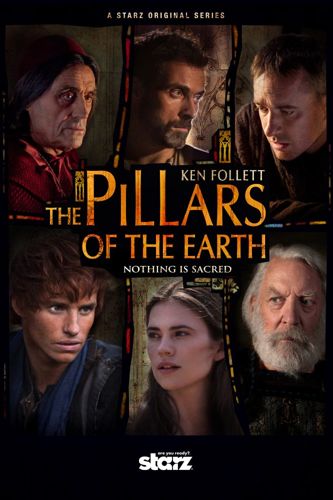 poster The Pillars of the Earth (TV Mini-Series 2010)
