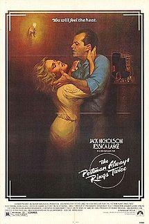 posterThe Postman Always Rings Twice (1981)