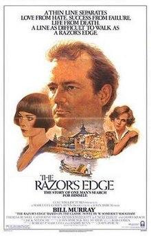 poster The Razor's Edge (1984)
