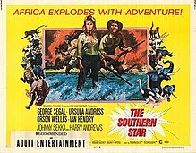 poster The Southern Star (1969)
