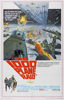 poster The Thousand Plane Raid (1969)