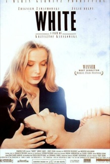 poster Three Colors White (1994)