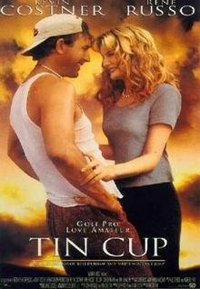 poster Tin Cup (1996)