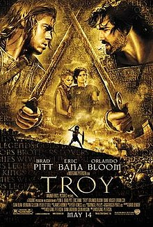 poster Troy (2004)